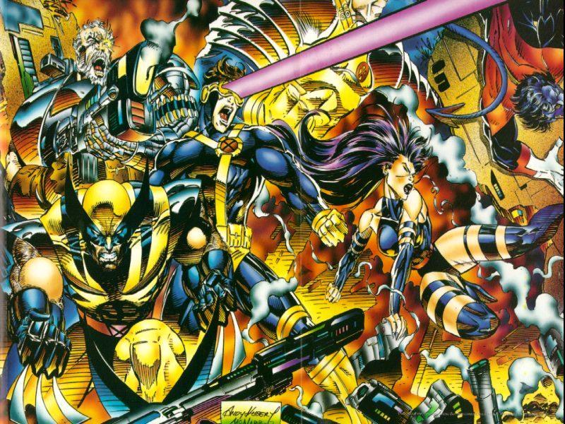 90s x men comic wallpaper - photo #38